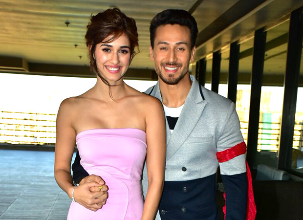 Disha Patani has the sweetest birthday wish for her 'baagh' Tiger Shroff