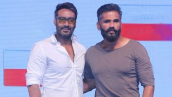 Ajay Devgn and Suniel Shetty receive 'filmy' responses from Mumbai Police after they laud their work amid coronavirus lockdown