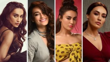 Amid the lockdown, Surbhi Jyoti shares some of her most aesthetic looks