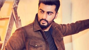 Arjun Kapoor flexes his back muscles in this throwback workout video from Panipat days