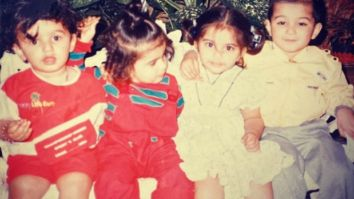Arjun Kapoor wants to recreate this cute childhood picture post lockdown with Sonam Kapoor Ahuja and cousins