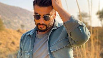 Arjun Kapoor's fake baker attempt gets his pet, Maximus, grooving