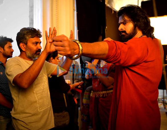 Baahubali 2 The Conclusion 1 4 Baahubali 2 The Conclusion 2017 On The Set Bollywood Hungama