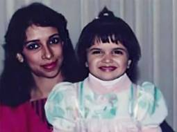 Childhood photo of Deepika Padukone flashing her million dollar smile with her mother is going viral
