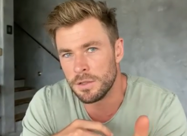 Chris Hemsworth looks forward to visit India again