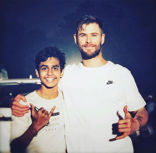 """EXCLUSIVE: Extraction actor Rudhraskh Jaiswal - """"I used to discuss the sequences with the larger team and also take advice from Chris Hemsworth"""""""