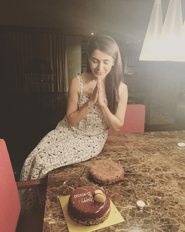 Happy Birthday Samantha Akkineni: Naga Chaitanya bakes a chocolate cake for his wife