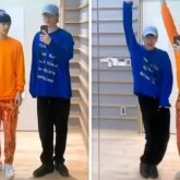 Jackson Wang and Yugyeom of GOT7 take the Flip the Switch challenge