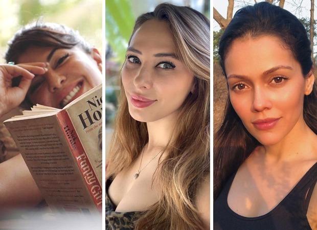 Jacqueline Fernandez, Iulia Vantur, Waluscha De Souza staying at Salman Khan's farmhouse