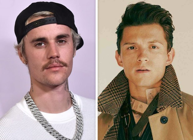Justin Bieber did an Instagram live with Tom Holland and it was the most unexpected crossover ever