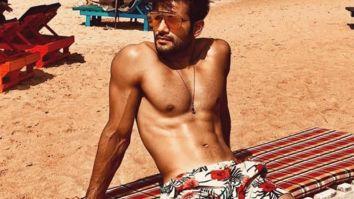 Karan Tacker is missing the beach life, shares a smoking hot shirtless picture
