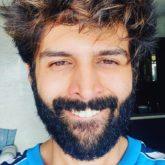 Kartik Aaryan becomes the 'Sasta Bunny' on Easter as he sticks out his teeth in this cute selfie