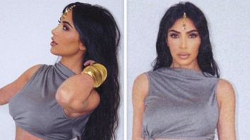 Kim Kardashian accused of cultural appropriation for wearing traditional Indian accessories