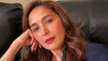 Madhuri Dixit reveals about her favourite dance partner