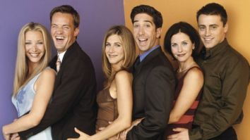 "Matt Le Blanc on Friends reunion - ""We got the band back together without the instruments"""