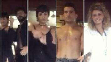 Money Heist cast Álvaro Morte, Úrsula Corberó, Jaime Lorente and Esther Acebo get grooving in this video