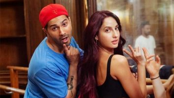 Nora Fatehi shares a throwback video on Varun Dhawan's birthday as they burn the dance floor on 'Dilbar'