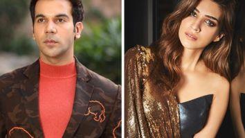 Rajkummar Rao and Kriti Sanon starrer to be titled as Second Innings