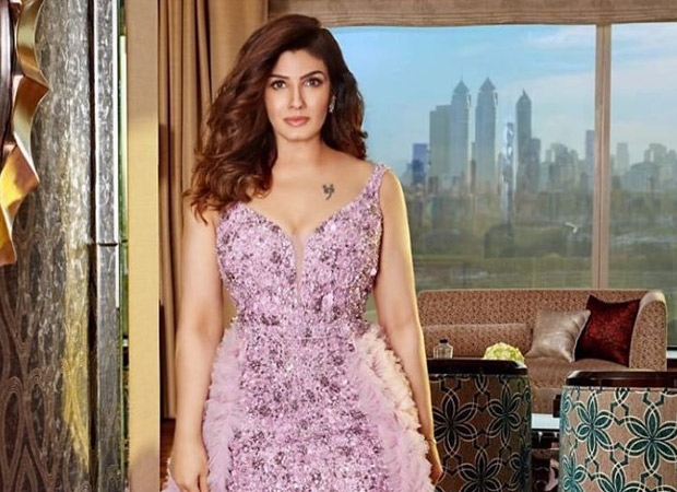 Raveena Tandon says she has been practicing distancing since years now