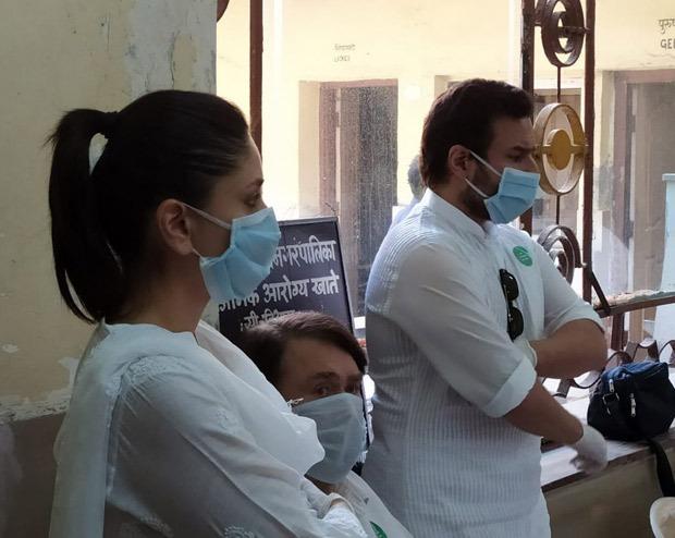 PICTURES: Neetu Kapoor, Ranbir Kapoor, Alia Bhatt break down moments before Rishi Kapoor's cremation
