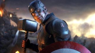 Russo Brothers reveal Chris Evans was psyched to know Captain America will lift Thor's hammer Mjolnir in Avengers: Endgame