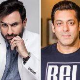 Saif Ali Khan says Salman Khan was a superstar right from his first shot