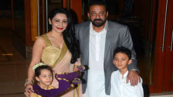 Sanjay Dutt misses his family as Maanayata Dutt and kids Iqra and Shahraan are stuck in Dubai amid lockdown