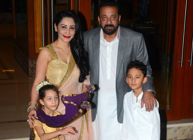 Sanjay Dutt misses his family as Maanayata Dutt and kids Iqra and Shahraan are stuck in Dubai amid lockdown