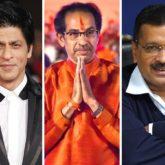 Shah Rukh Khan gets lauded for his humble response to Uddhav Thackeray and Arvind Kejriwal
