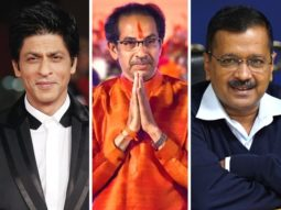 Shah Rukh Khan gets lauded for his humble response to Uddhav Thackeray and Arvind Kejriwal