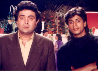 Shah Rukh Khan remembers first day on set of his debut film Deewana when Rishi Kapoor said 'yaar tujhme energy bahut hai'