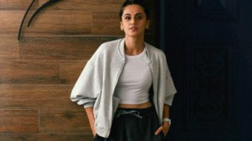 Taapsee Pannu shares the fond memory of moving into her new apartment for the first time