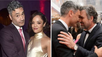 Thor: Ragnarok stars Mark Ruffalo and Tessa Thompson crash Taika Waititi's live, says Robert Downey Jr's Iron Man is alive in fake script