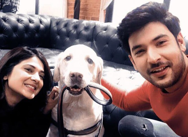 Throwback When Jennifer Winget and Shvin Narang posed with Breezer on the sets of Beyhadh 2