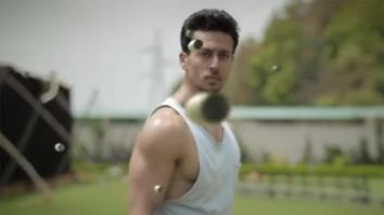 Tiger Shroff gets inspired by Keanu Reeves after watch three Matrix films back-to-back, watch video