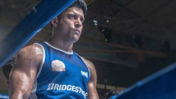 Toofaan: Farhan Akhtar had to put on 15 kgs in 6 weeks for the role of boxer