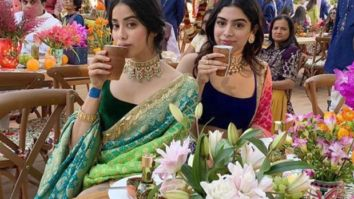 VIDEO Janhvi Kapoor shares how Khushi Kapoor stops her from leaving and it is the best thing you will see today