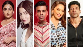 VIDEO Vidya Balan, Anushka Sharma, Karan Johar, Madhuri Dixit, Farhan Akhtar come together for Lockdown On Domestic Violence