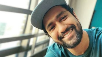 Vicky Kaushal interacts with his 'fans' and it has an Amitabh Bachchan reference!