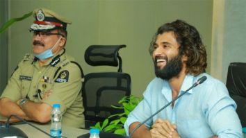 Vijay Deverakonda hails Hyderabad City Police amid nationwide lockdown