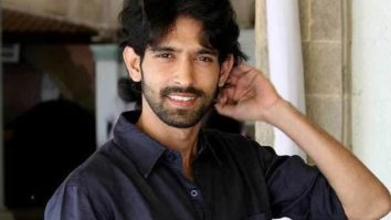 Vikrant Massey will be spending his birthday at home after several years