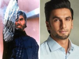 Amitabh Bachchan's Shahenshah to get a remake with Ranveer Singh in the lead?
