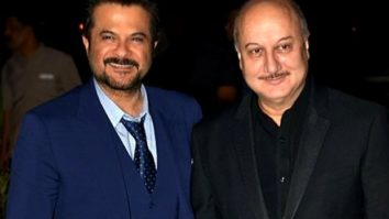 Anil Kapoor wants to celebrate Anupam Kher's latest achievement with drinks