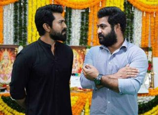 Watch: Jr NTR and Ram Charan take up the Real Man challenge extended by RRR director SS Rajamouli