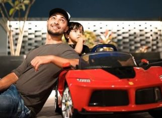 Aayush Sharma says that his son Ahil asks 'Who is Corona and why can't he see him?'