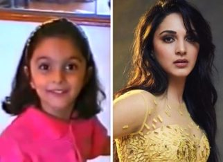 Watch: Kiara Advani shares a childhood video which captures her current mental state