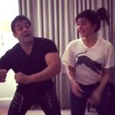 Throwback: Salman Khan and Jacqueline Fernandez dance to Tan Tana Tan from Judwaa