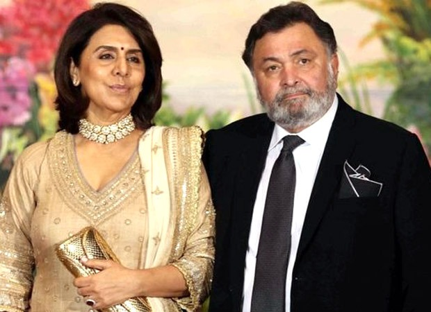 When Rishi Kapoor said that Neetu Kapoor deserved a medal to stick by him