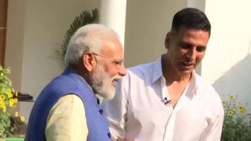 Prime Minister Narendra Modi hails Akshay Kumar's hope anthem 'Muskurayega India'