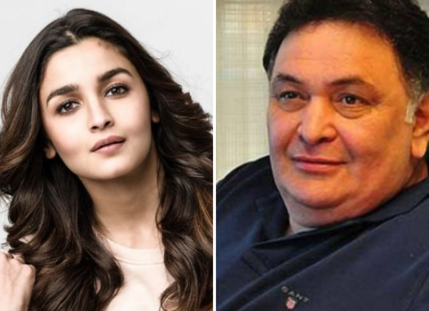 Alia Bhatt pens a heartfelt note for Rishi Kapoor; describes the love she received from in the past two years